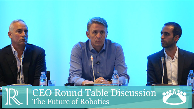 StrokeVIII CEO Round Table Discussion